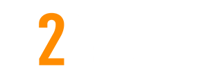 Le2 LightArt Photography Logo blanco entero reducido